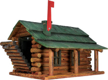 Log Cabin Mailbox - GrayGoose Products Limited
