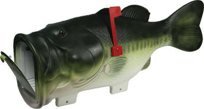 Bass Mailbox - GrayGoose Products Limited