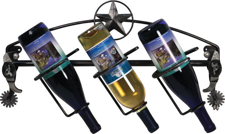 3 Bottle Spur Bottle Holder - GrayGoose Products Limited