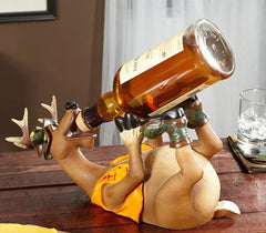 Deer Wine Bottle Holder - GrayGoose Products Limited