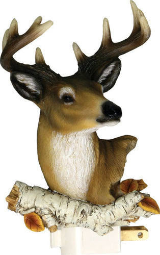 Night Light - 3D Deer - GrayGoose Products Limited