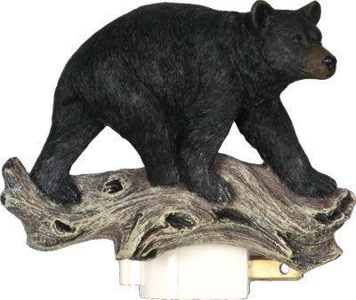 Night Light - 3D Bear - GrayGoose Products Limited
