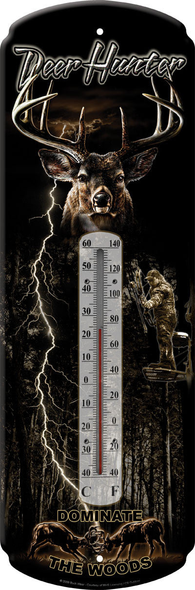 Deer Hunter Thermometer - GrayGoose Products Limited