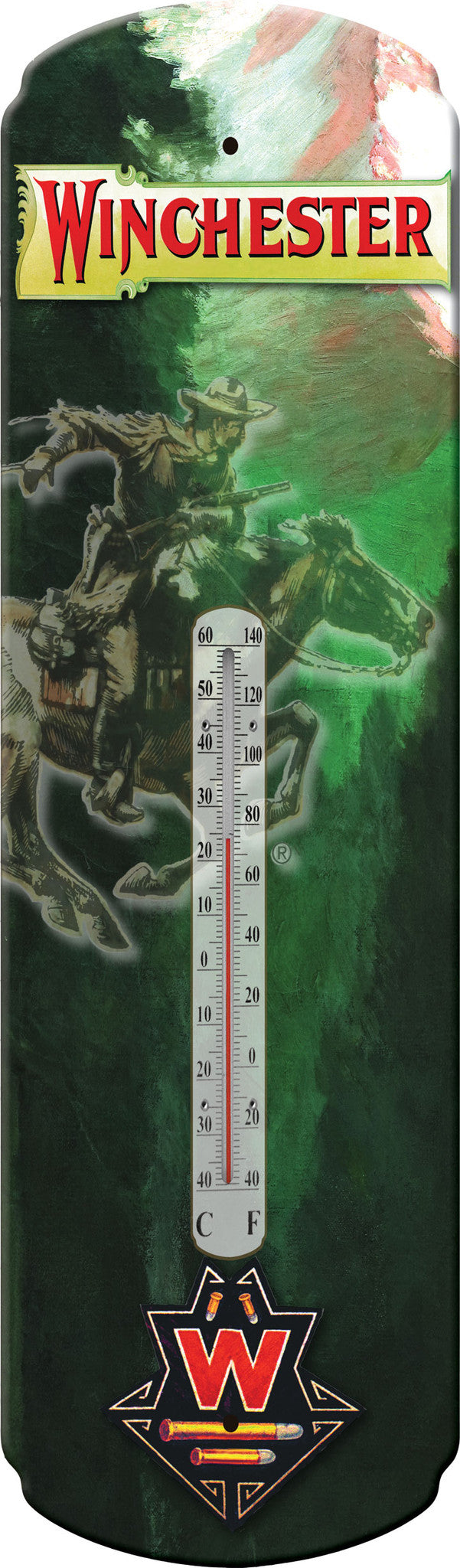 Winchester Rider Thermometer - GrayGoose Products Limited