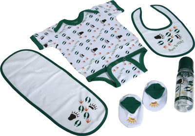 Hunting 5 Piece Baby Set - GrayGoose Products Limited