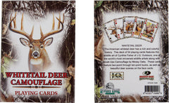 Whitetail Deer - Mossy Oak Playing Cards