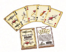 Lures Of The Past Playing Cards - GrayGoose Products Limited