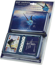 Guy Harvey Cards & Dice Tin - GrayGoose Products Limited