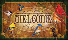 Birds Door Mat - GrayGoose Products Limited