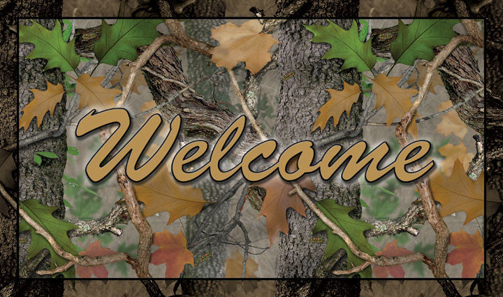 Door mat - Camo - GrayGoose Products Limited