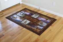 Large Water Resistant Rug - Deer - GrayGoose Products Limited