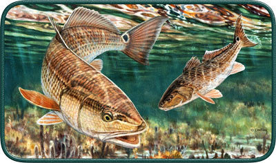 Don Ray Redfish Door Mat