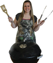 2 Piece Camo BBQ Tool Set - GrayGoose Products Limited