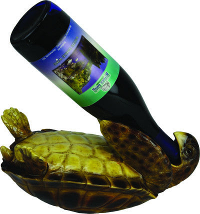 Sea Turtle Wine Bottle Holder - GrayGoose Products Limited