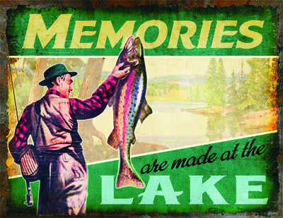 Lake Sign - GrayGoose Products Limited