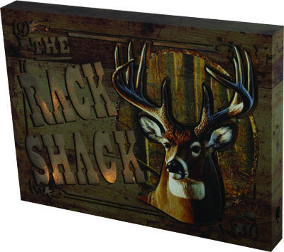 LED Wall Sign - Rack Shack - GrayGoose Products Limited