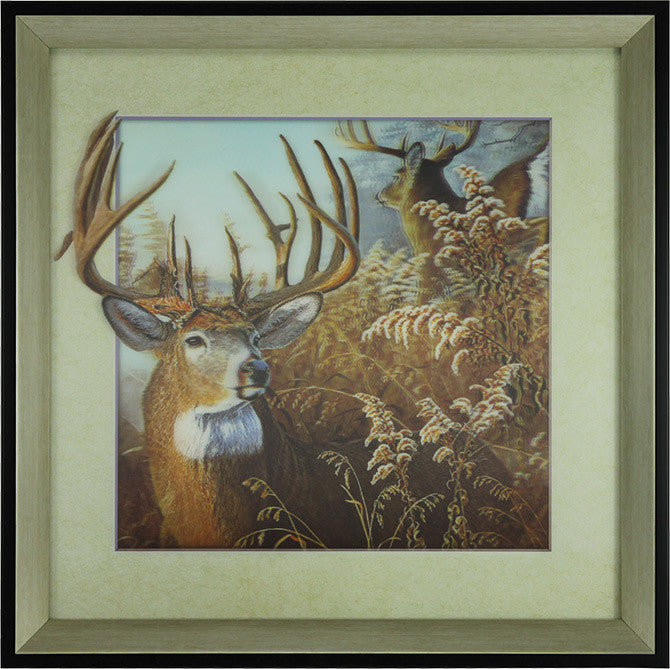 5D Lenticular Artwork - Deer - GrayGoose Products Limited