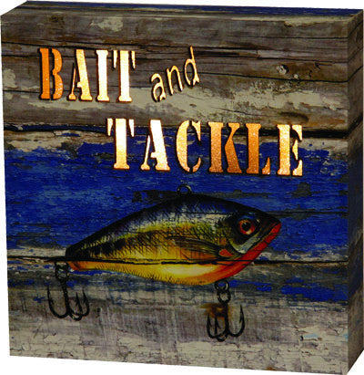 LED Box -Bait & Tackle - GrayGoose Products Limited
