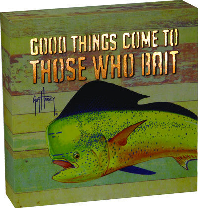LED Box - Guy Harvey Good Things