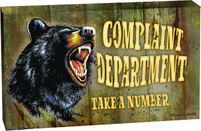 LED Box - Complaint Dept