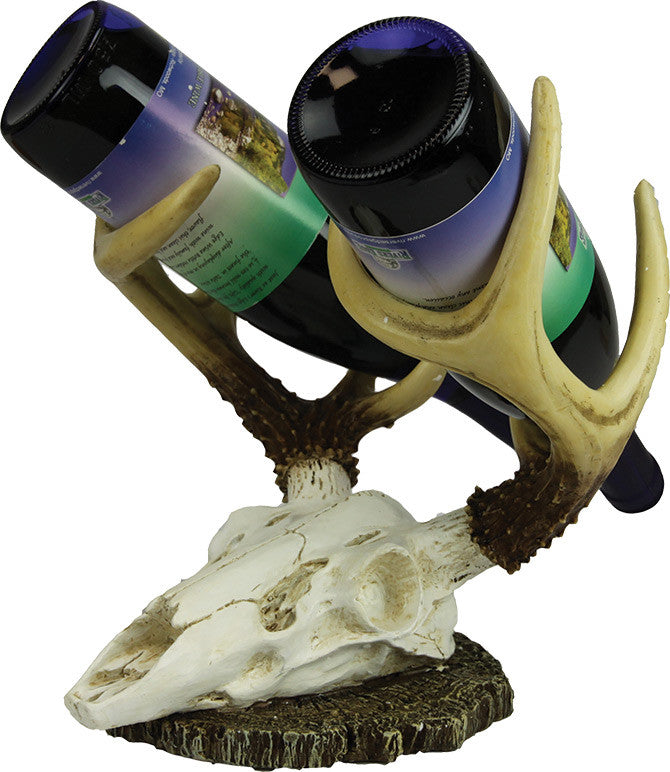 Euro Deer Wine Bottle Holder - GrayGoose Products Limited