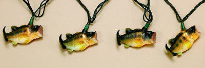 10 Pc. Bass Light Set - GrayGoose Products Limited