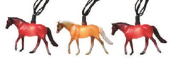 10 Piece Horse Light Set