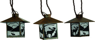 Deer Lantern Light Set - GrayGoose Products Limited