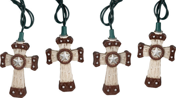 10 Piece Western Cross Light Set - GrayGoose Products Limited