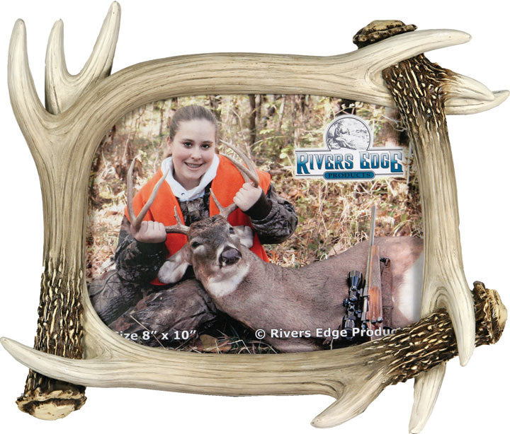 Hunting Frames - Antler Picture Frame 8x10 – GrayGoose Products Limited