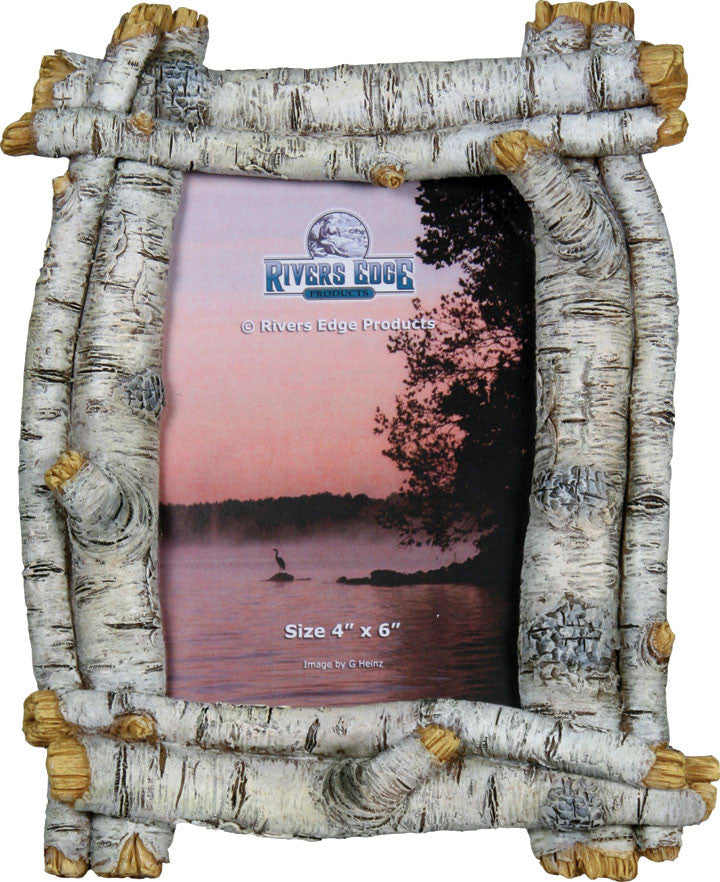 Outdoor Frames - Birchwood Tree Picture Frame - GrayGoose Products Limited