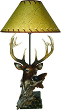 Table Lamp - Deer - GrayGoose Products Limited