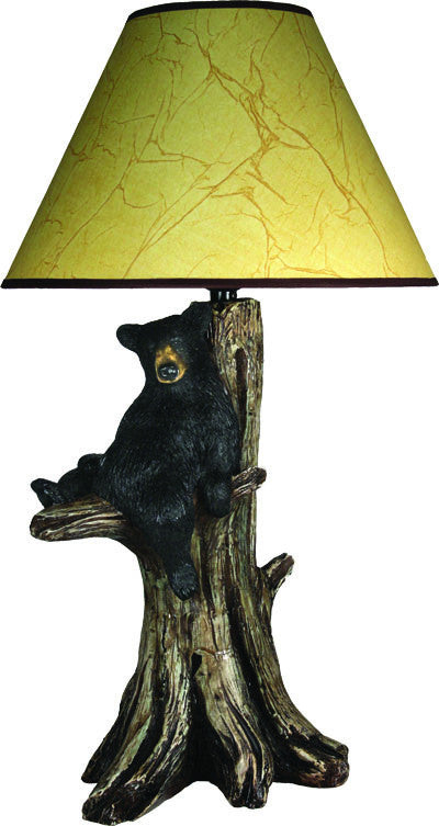 Table Lamp - Bear - GrayGoose Products Limited