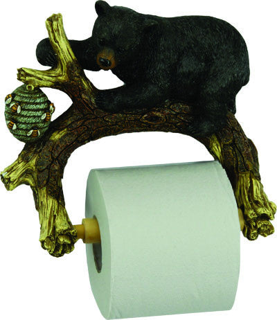 Bear On Tree Toilet Paper Holder - GrayGoose Products Limited