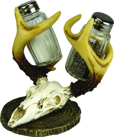 Salt & Pepper Shaker Set - Euro Deer