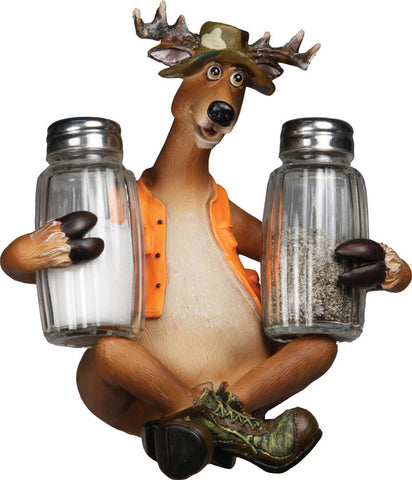 Salt & Pepper Shaker Set - Deer