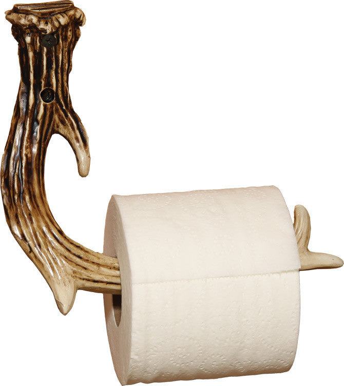 Antler Toilet Paper Holder - GrayGoose Products Limited