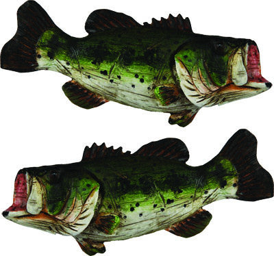 Bass Drawer Pull 2 pack