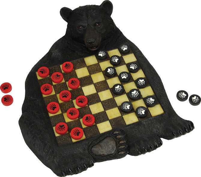 Bear Checkerboard Set - GrayGoose Products Limited