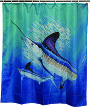 Guy Harvey Shower Curtain - GrayGoose Products Limited