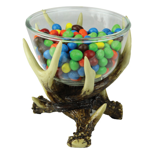 Candy Dish - Deer Antler - GrayGoose Products Limited