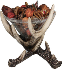 Deer Antler Candy Dish - GrayGoose Products Limited