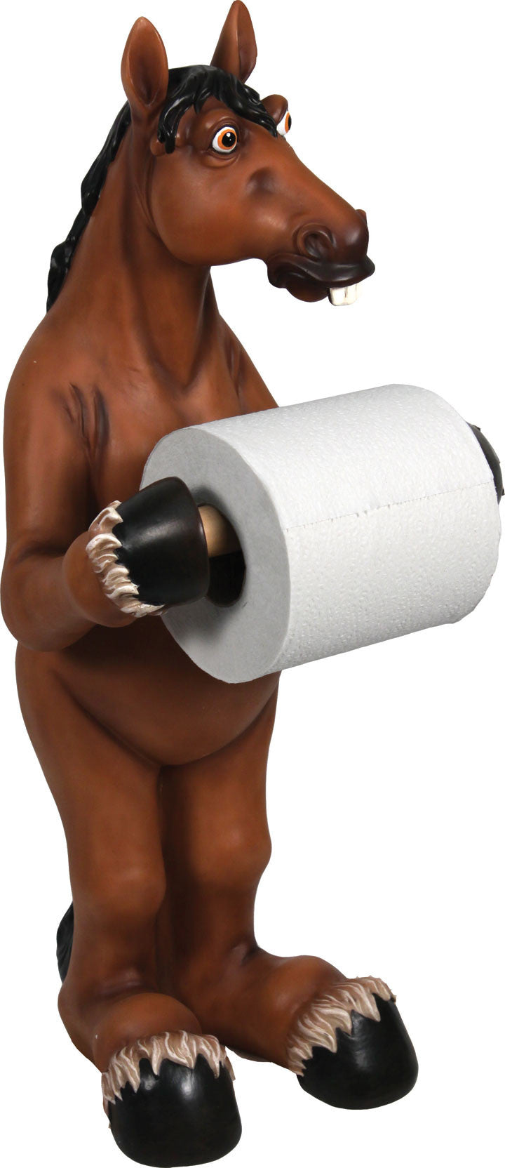 Standing Horse Toilet Paper Holder - GrayGoose Products Limited