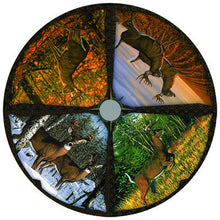 "Lazy Susan - Deer Scene 14"" - GrayGoose Products Limited"
