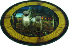 "Lazy Susan - Cabin Scene 14"" - GrayGoose Products Limited"