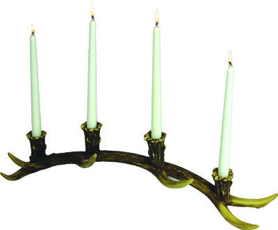 Deer Antler Candlestick Holder - GrayGoose Products Limited