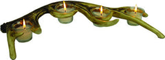 Antler 4 Pc Candle Holder