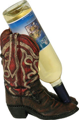 Cowboy Boot Wine Bottle Holder - GrayGoose Products Limited