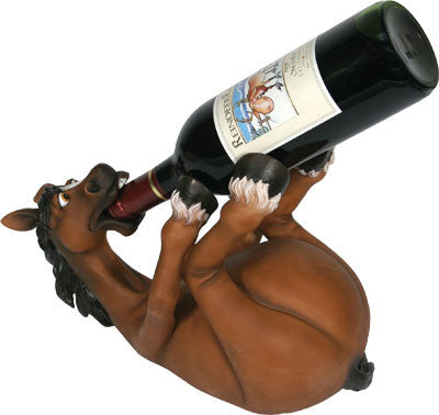 Horse Wine Bottle Holder - GrayGoose Products Limited