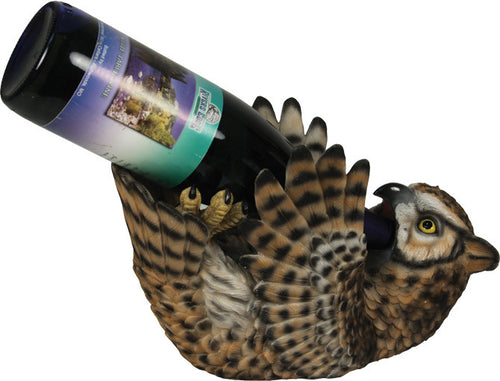 Hoot Owl Wine Bottle Holder - GrayGoose Products Limited